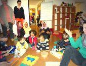 Voller Erfolg: Start des Eltern-Kind-Cafés
