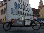 Stadt verbessert Zuschussmöglichkeit für Lastenräder