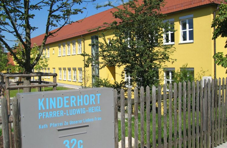 Kath. Kinderhort Pfarrer-Ludwig-Heigl