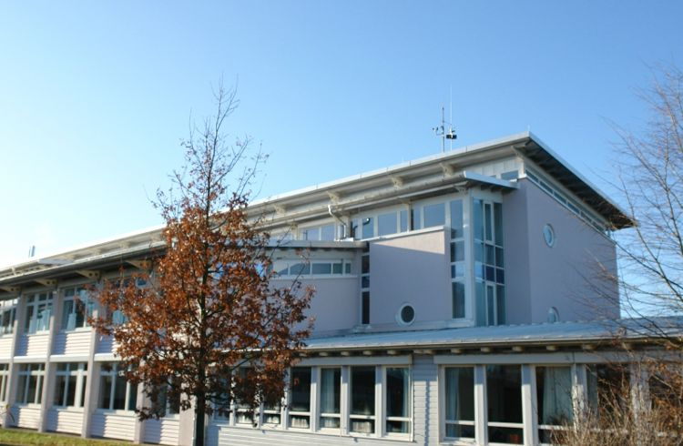 Mittelschule West an der Woffenbacher Straße