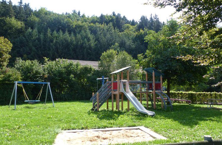 Spielplatz Frickenhofener Straße