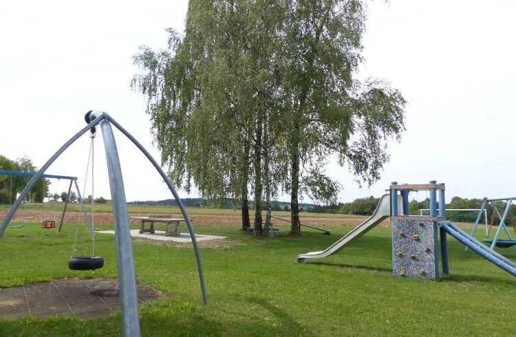 Spielplatz Im Kaplier / Schweizerstraße
