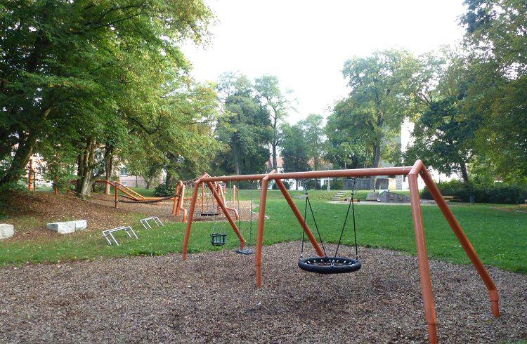 Spielplatz Schlossstraße / Schlosspark