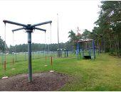Spielplatz Meisenweg / Sportgelände