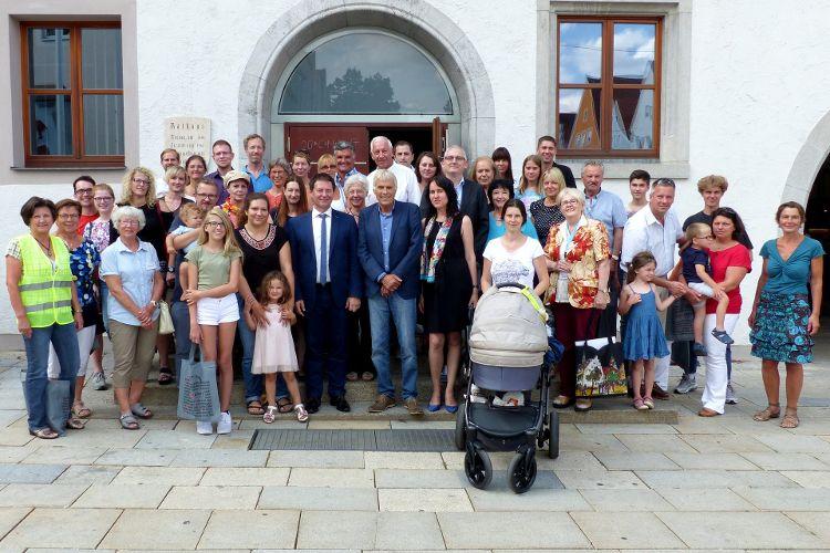 48. Neubürgerempfang im Neumarkter Rathaus