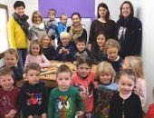 Unterstützung für Kindergarten St. Helena