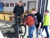 Kinder entdecken ihre Stadt - das Fahrrad