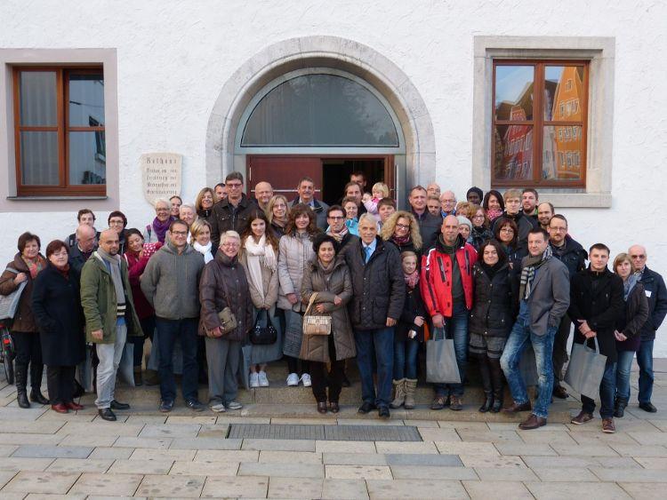 41. Neubürgerempfang im Neumarkter Rathaus