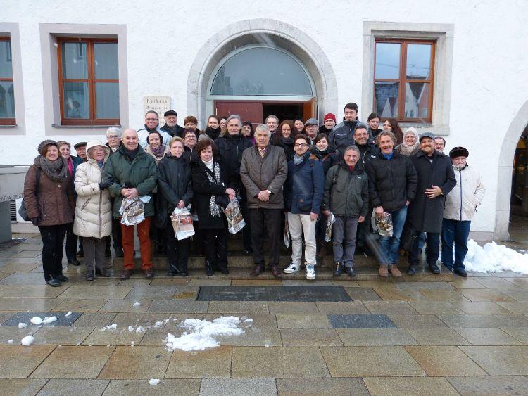 38. Neubürgerempfang im Neumarkter Rathaus
