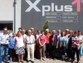 Besichtigung bei Xplus1