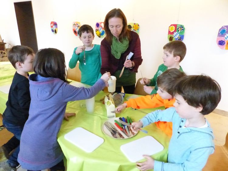 Kinder entdecken ihre Stadt - Stadtmuseum