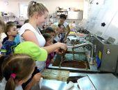 Kinder entdecken ihre Stadt - die Feinbäckerei