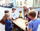 Kinder entdecken ihre Stadt - die Altstadt