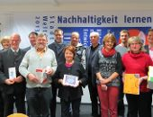 100.000 Euro für Nachhaltigkeitsprojekte