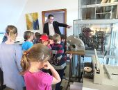 Kinder entdecken ihre Stadt - das Rathaus