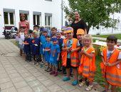 Kinder erfahren nachhaltiges Handeln