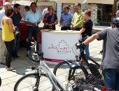Neue Aktion Radel-Shopper vorgestellt