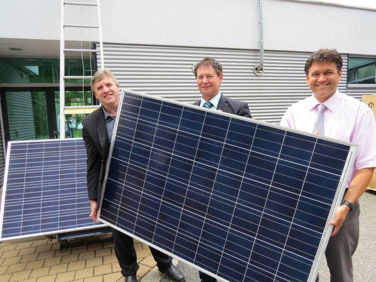 Neumarkt in der Solarbundesliga wieder oben dabei