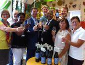 Partnerschaftswein aus fairem Handel