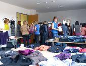 Kleidertauschbörse im Bürgerhaus