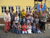 Mehr als 20 neue Flötenschüler