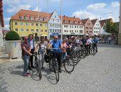 Startschuss für das Stadtradeln 2015