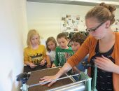 Kinder entdecken ihre Stadt - im Museum