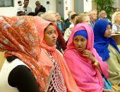 Afrikanisches Flair im Bürgerhaus
