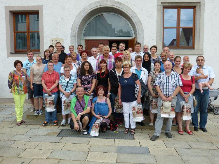 36. Neubürgerempfang im Neumarkter Rathaus