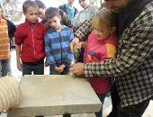 Kinder entdecken ihre Stadt - der Steinmetz