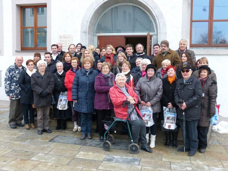 30. Neubürgerempfang im Neumarkter Rathaus