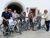Startschuss für das Stadtradeln 2013