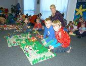 Der LEGO® Kreativ-Bau-und-Spielenachmittag