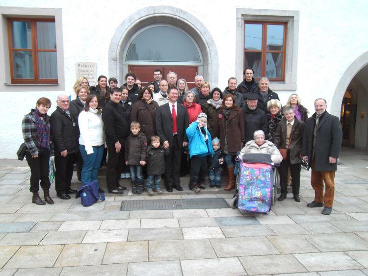 26. Neubürgerempfang im Neumarkter Rathaus