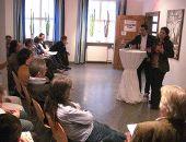 Kurzweiliges Forum im Bürgerhaus