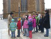 Kinder entdecken ihre Stadt - Das Mittelalter