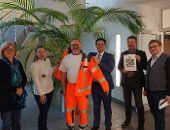Bauhof trägt künftig Arbeitskleidung nach öko-sozialen-Standards
