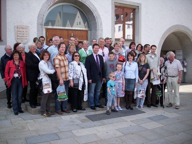 23. Neubürgerempfang im Neumarkter Rathaus