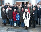 22. Neubürgerempfang im Neumarkter Rathaus