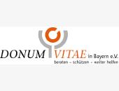Staatlich anerkannte Beratungsstelle für Schwangerschaftsfragen DONUM VITAE in Bayern e.V.