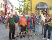 Agenda21-Gruppe besucht Neumarkt