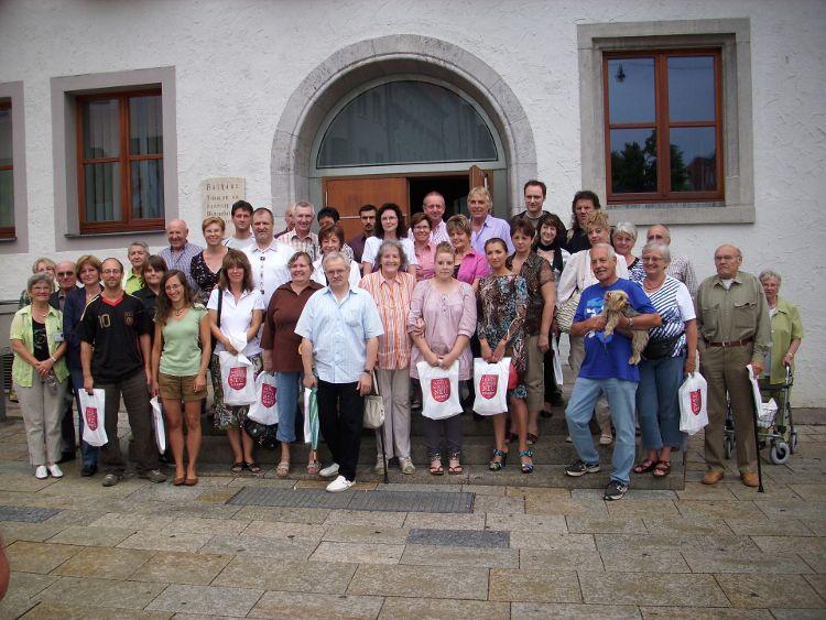 20. Neubürgerempfang im Neumarkter Rathaus