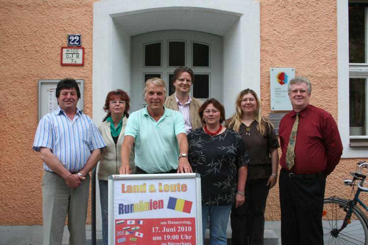 Die Organisatoren freuen sich über den großen Erfolg der ersten Veranstaltung aus der Reihe