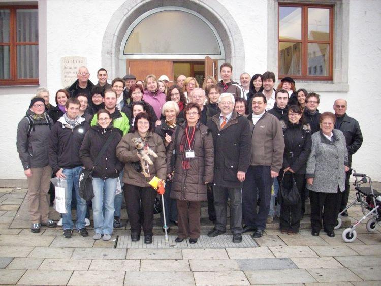 17. Neubürgerempfang im Neumarkter Rathaus