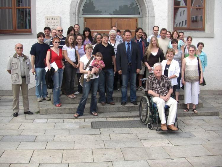 16. Neubürgerempfang im Neumarkter Rathaus