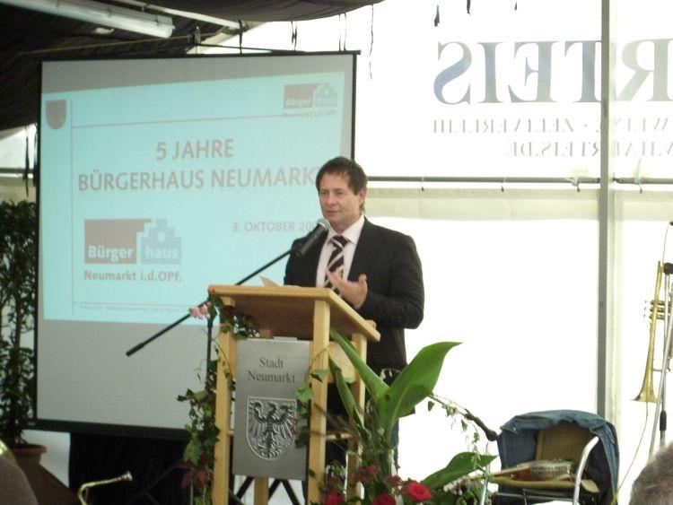 Bürgerhaus feierte tolles Jubiläumsfest