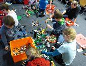 Lego-Nachmittag war wieder gut besucht