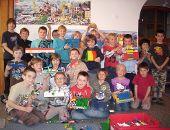 Legonachmittag zum Osterferienprogramm