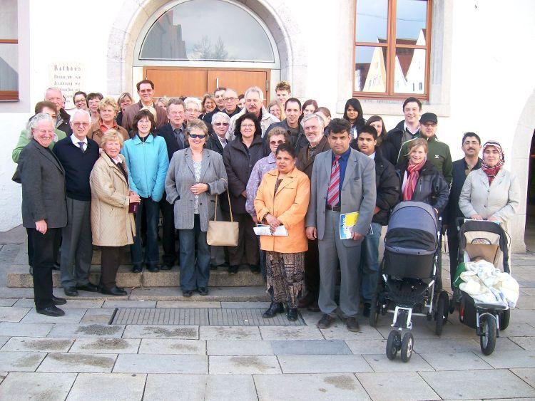 11. Neubürgerempfang im Neumarkter Rathaus