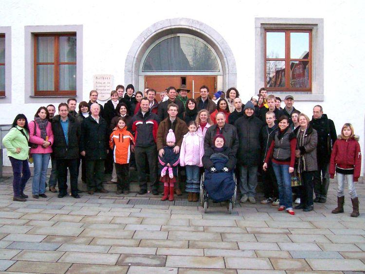 10. Neubürgerempfang im Neumarkter Rathaus